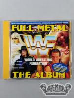 WWF FULL METAL THE ALBUM(輸入盤)
