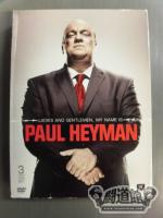 LADIES AND GENTLEMEN. MY NAME IS PAUL HEYMAN