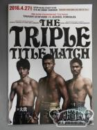 THE TRIPLE TITLE MATCH