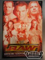 WWE OFFICIAL SOUVENIR PROGRAM 2005