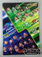 2012 DRAGON GATE OFFICIAL PAMPHLET Vol.23