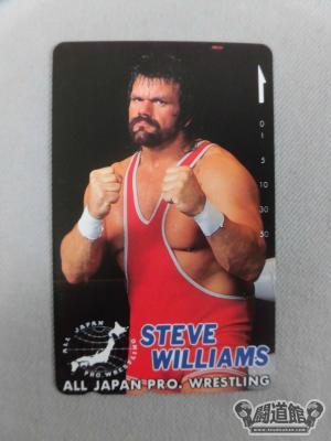 スティーブ・ウィリアムス STEVE...