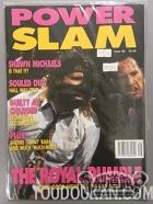 POWER SLAM ISSUE 56(99.03)
