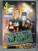 WEW Women`s Extreme Wrestling 4Events Vol.1-4