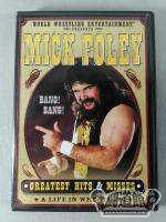 MICK FOLEY GREATEST HITS&MISSES
