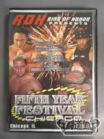 ROH FIFTH YEAR FESTIVAL CHICAGO 2.24.07