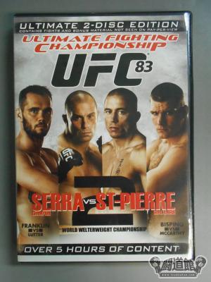 UFC 83|格闘技プロレス買取販売...