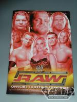 RAW&SMACKDOWN OFFICIAL SOUVENIR PROGRAM(2004)