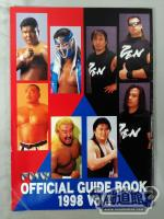 FMW OFFICIAL GUIDE BOOK 1998 Vol.1