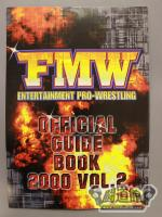 FMW OFFICIAL GUIDE BOOK 2000 Vol.2