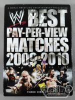 WWE BEST PAY-PER-VIEW MATCHES 2009-2010