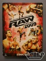 WWE RAW THE BEST OF 2009