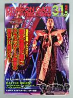 2013 DRAGON GATE OFFICIAL PAMPHLET号外 Vol.31.5