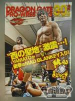 2013 DRAGON GATE OFFICIAL PAMPHLET号外 Vol.30.5