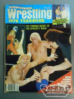 Wrestling 1978 YEARBOOK 秋季号
