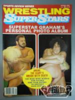WRESTLING SUPER STARS 1980 WINTER