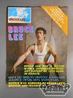 BRUCE LEE & JKD MAGAZINE NO.1