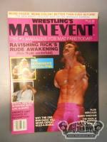 WRESTLING'S MAIN EVENT 1988年4月号