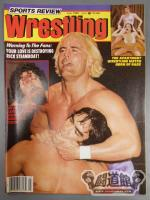 SPORTS REVIEW Wrestling 1982年07月号