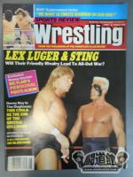 SPORTS REVIEW Wrestling 1989年08月号