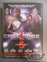 CAGE RAGE【5 EVENT SET】
