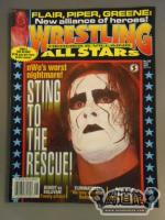 WRESTLING ALL STARS HEROES&VILLAINS No.95