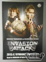 INVASION ATTACK 2013