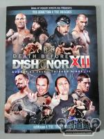 ROH DEATH BEFORE DISHONOR XII(CHICAGO)