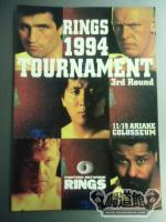 RINGS 1994 TOURNAMENT 3rd Round
