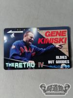 ジン・キニスキー THE RETRO IV GENE KINISKI