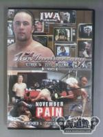 IWA-MS 15th Anniversary Show & November Pain(11.4.2011)
