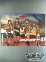 2012 DRAGON GATE OFFICIAL PAMPHLET Vol.27