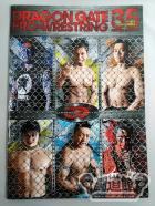 2014 DRAGON GATE OFFICIAL PAMPHLET Vol.35
