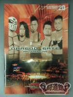 2011 DRAGON GATE OFFICIAL PAMPHLET Vol.20