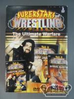 SUPERSTARS OF WRESTLING The Ultimate Warfare