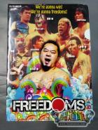 FREEDOMS クリアファイル