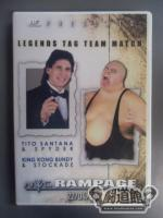 New York Wrestling Connection RAMPAGE(22/04/05)