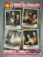 【WORLD TAG LEAGUE 2013】NJPW OFFICIAL MAGAZINE 2013 Vol.8