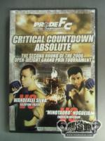 PRIDE FC CRITICAL COUNTDOWN ABSOLUTE GP SECOND ROUND