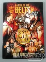 ROH BEST IN THE WORLD 2015 BATTLE OF THE BELTS