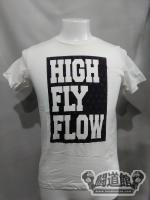 棚橋弘至「HIGH FLY FLOW(ドット)」Tシャツ