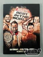 ROH ROAD TO BEST IN THE WORLD(SATURDAY.JUNE.12TH 2016)