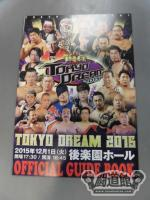 TOKYO DREAM 2015 東京愚連隊 OFFICIAL GUIDE BOOK