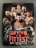 ROH SURVIVAL OF THE FITTEST 2014 NIGHT TWO