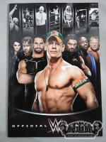 WWE OFFICIAL PROGRAM 2015