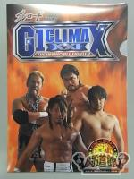 G1 CLIMAX XXI クリアファイル