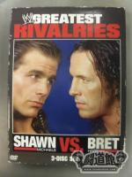 WWE GREATEST RIVALRIES SHAWN MICHAELS VS. BRET HART