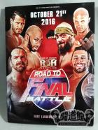 ROH ROAD TO FINAL BATTLE OCTOBER 21st 2016