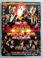 ROH WAR OF THE WORLDS DEARBORN WEDNESDAY,MAY10,2017