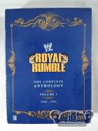 WWE ROYAL RUMBLE【THE COMPLETE ANTHOLOGY Vol.1】1988-1992